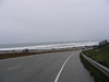 Finished the Lake Merced Loop coming back down the Great Highway.