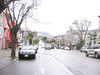 Almost to the top of Arguello....looking back.