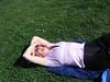 Kathleen resting