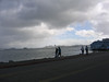 Almost home.  SF view from Sausalito.