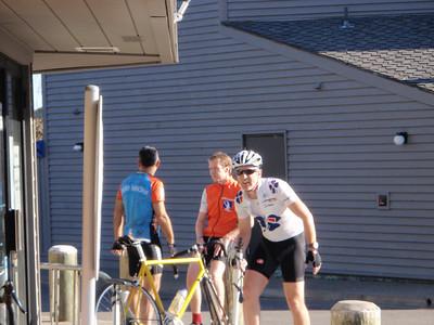 ALC 8 - Training Ride Kickoff