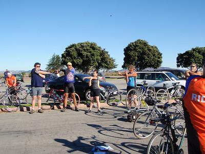 Cyclist Representative Ride #1