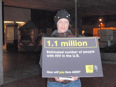 San Francisco AIDS Foundation - World AIDS Day