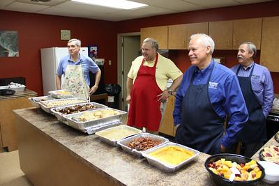Breakfast from Prairie Power 6-25-12
