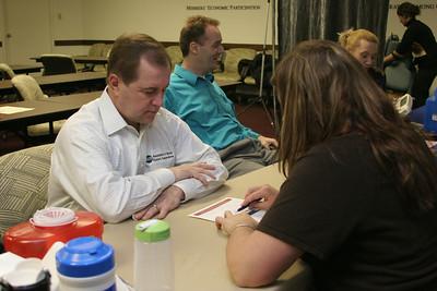 Prairie Heart health screening AIEC 2-27-12