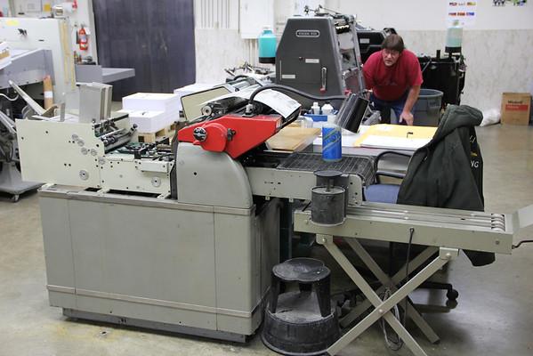 New digital printer
