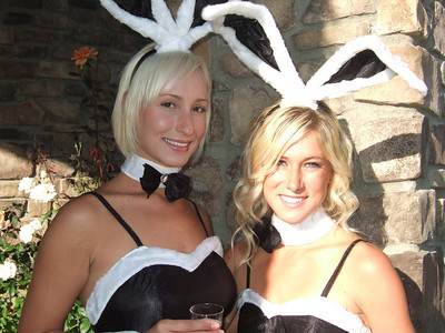 Playboy Mansion Themed Event