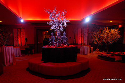 The Se Ballroom Foyer. The before & after pictures are pretty astounding.