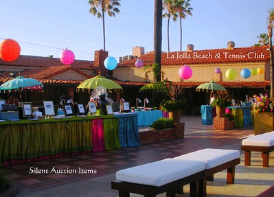 The Jewel Ball - La Jolla Beach & Tennis Club.