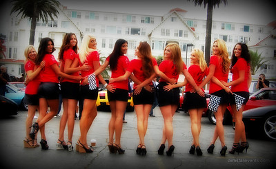 ATEAM Rally Girls