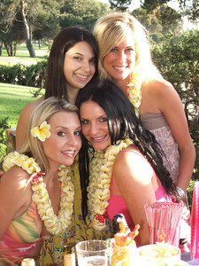 50th Bday Luau Party - Torrey Pines Lodge, La Jolla, Ca.