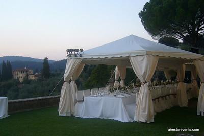 Brus Wedding - Florence, Italy - Via Gamberia Villa