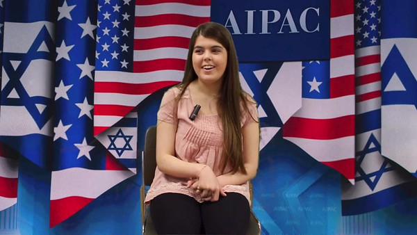 Natalie reflects on her 2017 AIPAC experience