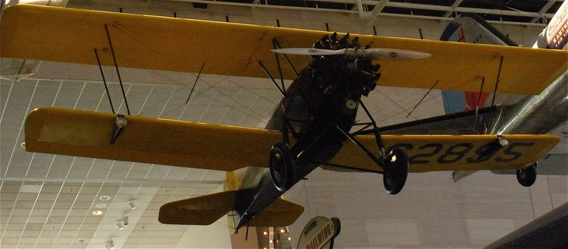 Biplane: National Air and Space Museum