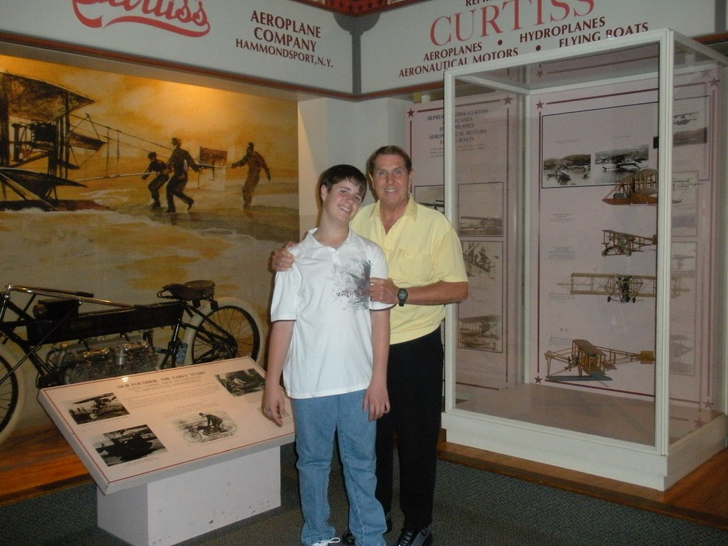 Curtiss Aircraft Company: National Air and Space Museum