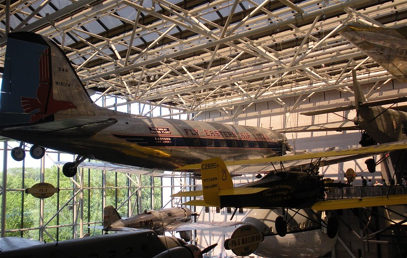 Eastern Airlines: National Air and Space Museum