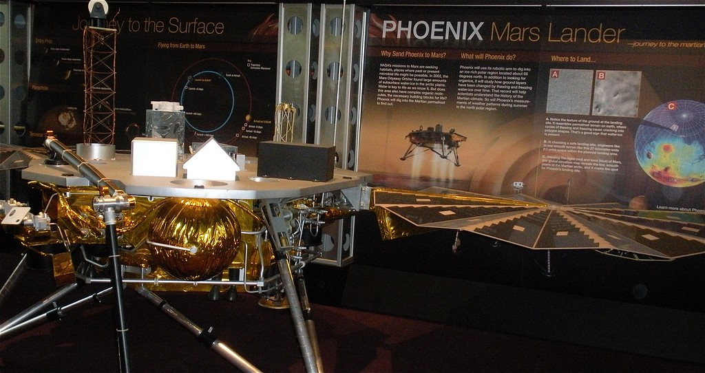 Lunar Module: National Air and Space Museum