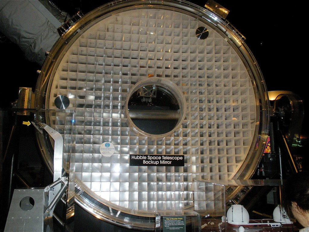 Hubble Telescope: National Air and Space Museum, Washington DC