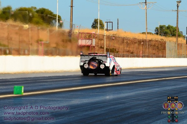 AIR Outlaw Funny Cars 2015