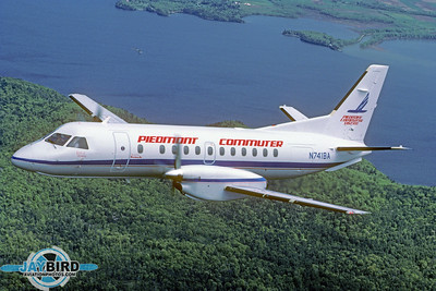As Brockway Air continued to operate as a Piedmont Commuter carrier, the company determined that its Fokker F-27s were too expensive to operate, and chose to replace them with the smaller but considerably more efficient SAAB 340.
