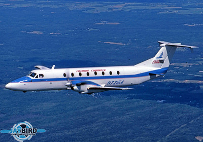 BROCKWAY AIR OPERATED FOKKER F-27S AND BEECH 99S UNDER THE PIEDMONT COMMUTER BANNER.