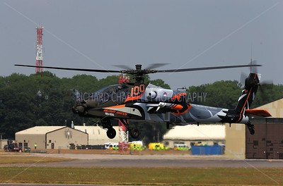 RIAT FAIRFORD THURSDAY ARRIVALS  2013