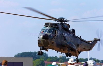 RIAT Wednesday Arrivals Park and View