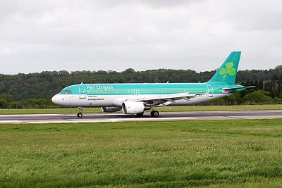 Aer Lingus A320 EI-DEL.