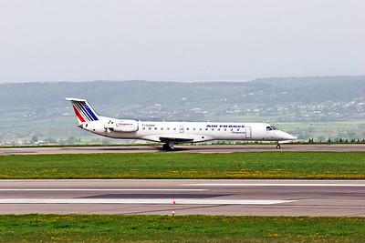 Air France Regional EMB 145 F-GUAM.