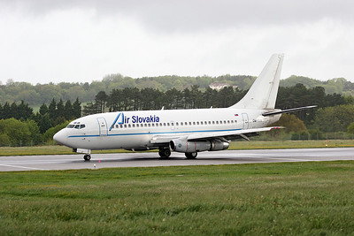 Air Slovakia B737-200 OM-RAN.