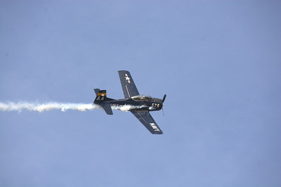 @ Tico Warbird Airshow - March 11, 2016
