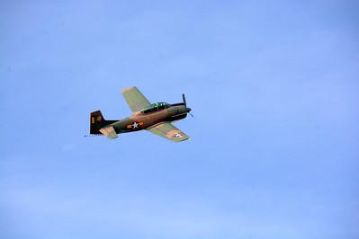 @ Tico Warbird Airshow - March 11, 2016