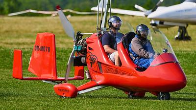 Dubová Airshow