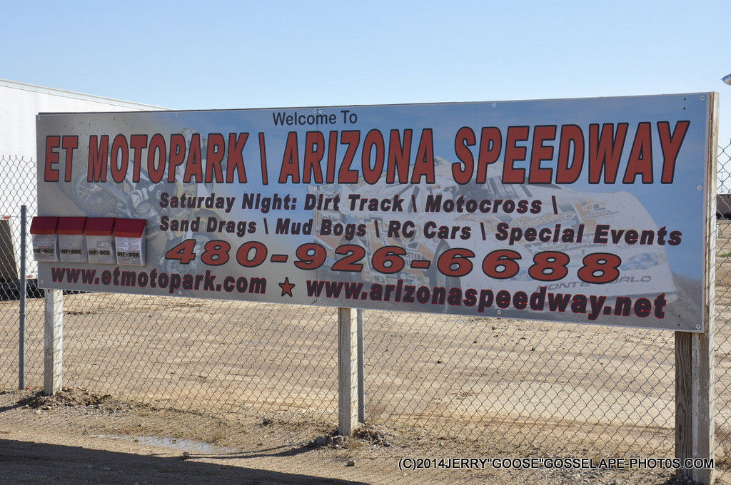 ET MOTOPARK / AIRZONA SPEEDWAY