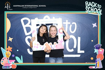 Australian International School (AIS) | Back To School instant print photobooth in Ho Chi Minh City | in ảnh lấy liền Sự kiện tại TP. HCM | Photobooth Saigon