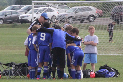 U10 Boys beat United