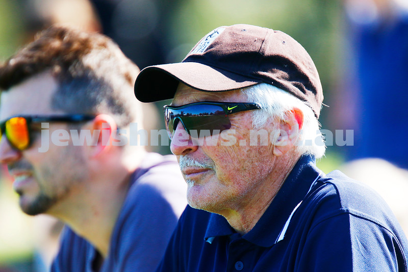 11-9-16. VAFA Under 19 Grand Final. Trevor barker Oval. AJAX 5-5-35 lost to Old Haileybury 7-12- 54. Mick Malthouse. Photo: Peter Haskin