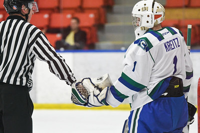 Sep 27, 2107 Calgary Canucks host the Okotoks Oilers