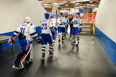 Sep 27, 2107 Calgary Canucks host the Okotoks Oilers