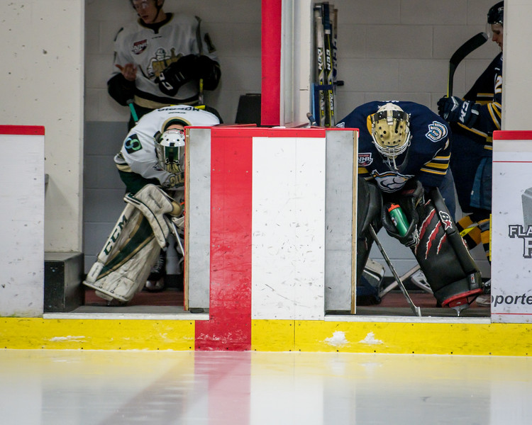 Did I mention that goalies are weird?