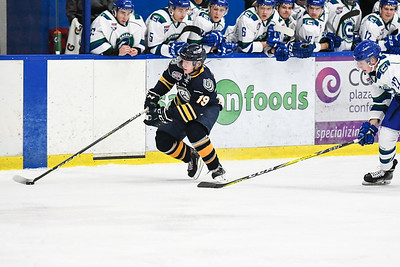 AJHL Regular Season 2017 -- Canucks vs Mustangs