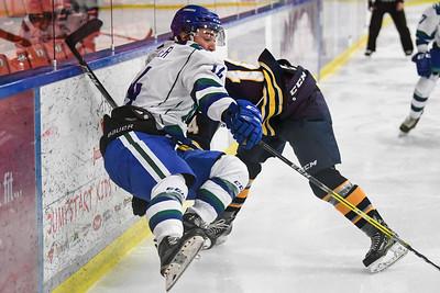 AJHL Regular Season 2017 -- Canucks vs Mustangs