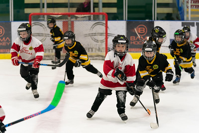 Dec 8, 2019 - Okotoks Oilers vs Drumheller Dragons.  An AJHL regular season game at the Pason Centennial in Okotoks, Alberta, Canada.   (Photo by Chad Goddard/ Chad Goddard Photography)