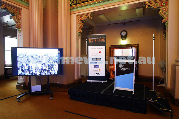 AJN 120th Melbourne Launch