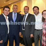 AJN 120th. AJN Staff with Joe Hockey.