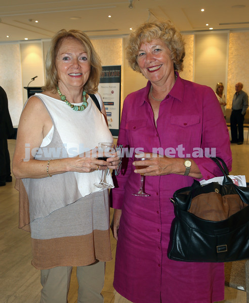 AJN 120th. Julia Golding & Claire Vernon