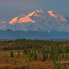 Sunrise on Denali