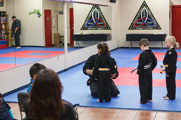 AKKA November 2014 - Belt Promotion