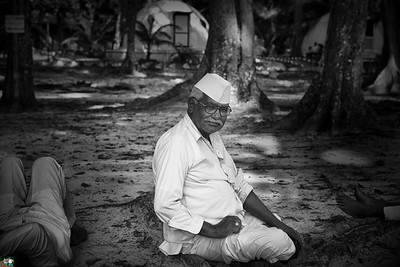 Siesta at Radhanagar Beach, Andaman