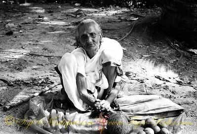 Street Vendor - Radhanagar Beach, Andaman